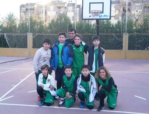 JDM: Victoria de Cordobasket Al Andalus