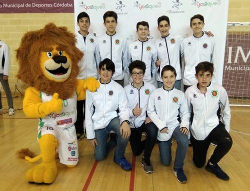 El infantil Hotel Casa de los Naranjos Cordobasket ya tiene su pase para el Campeonato de Andalucía