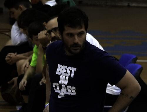 Entrevista a Jose Antonio Santaella, entrenador de C.D. Cordobasket