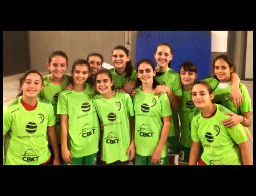 Únete al Equipo de baloncesto Cadete Femenino de Cordobasket 20/21
