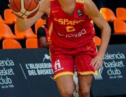 SELECCION ESPAÑOLA FIBA U17 Skills Challenge VALENCIA ( Rafa Sántos) 08/2020
