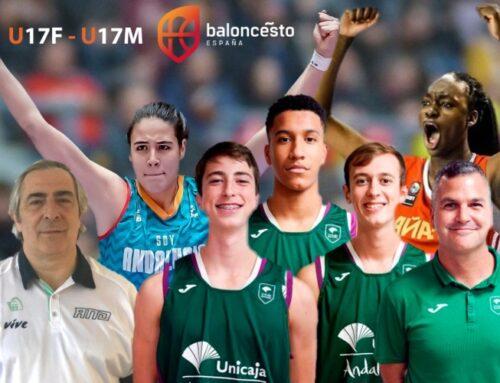 Rafa Santos vuelve a ser convocado por la Selección Española de Baloncesto U17M 2020